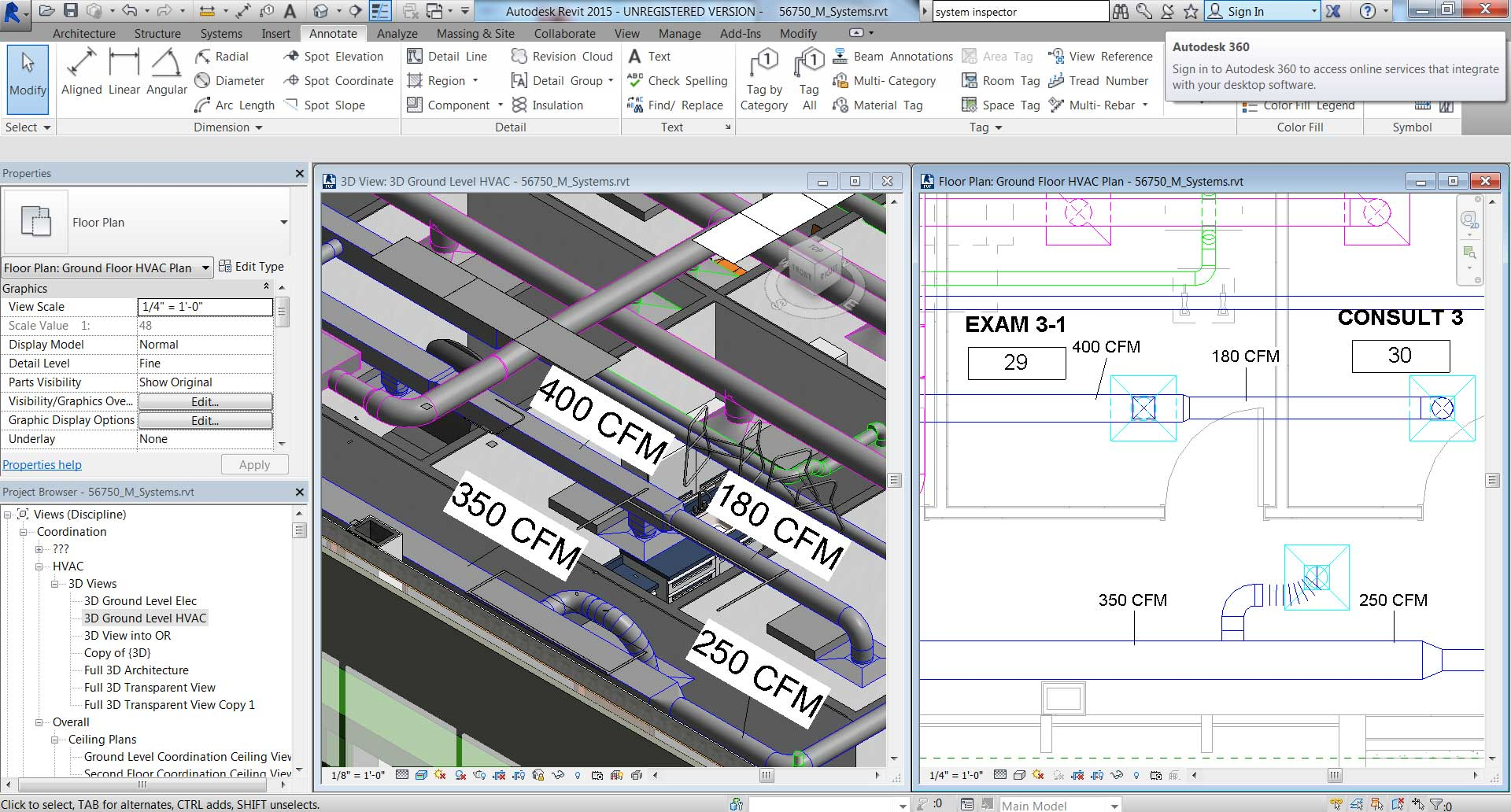 BIM Workshop for MEP