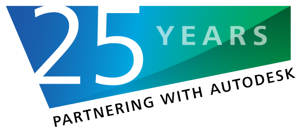 25 years partnering with autodesk