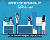 AUtodesk Subscription Video