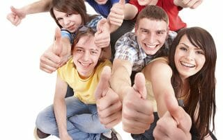 thumbs up autocad promotion