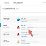 autodesk account billing and orders