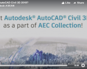 whats new in civil 3d 2018