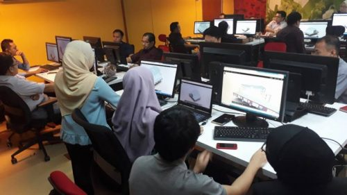 ACAD KL Second Training Room