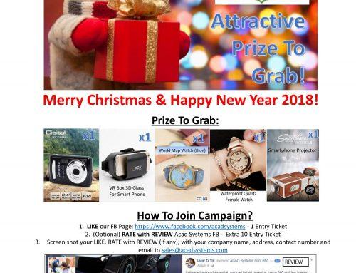 Acad Christmas Gift For You