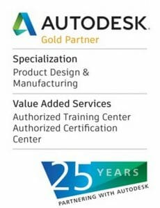 gold partner specialise atc 25 logo