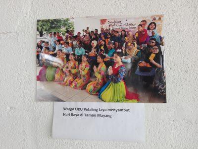 Persatuan Warga OKU Petaling Jaya Handicraft Center