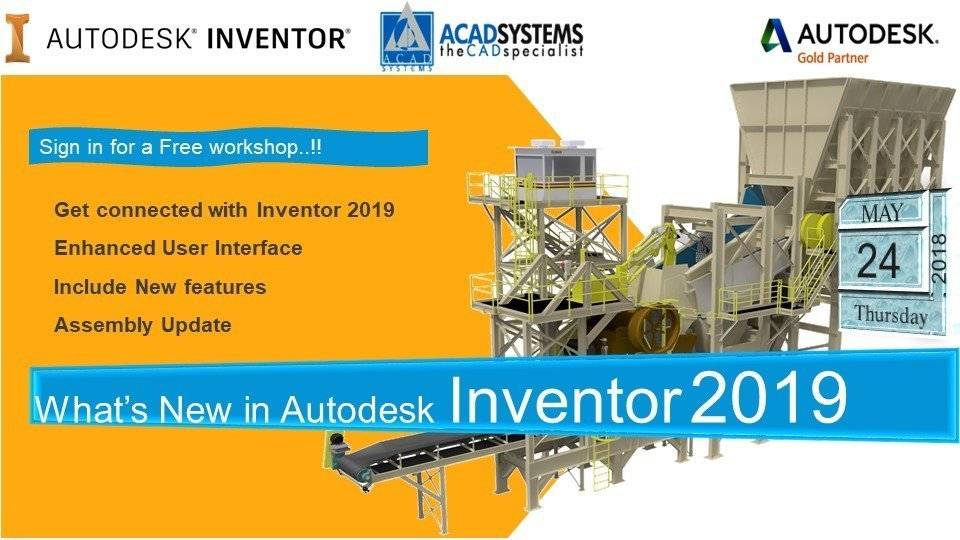 autodesk inventor Archives - Acad Systems | Autodesk Gold