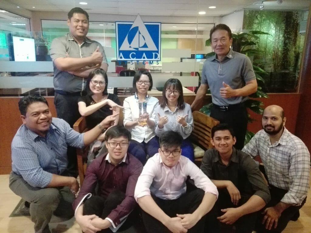 Acad Systems Kuala Lumpur