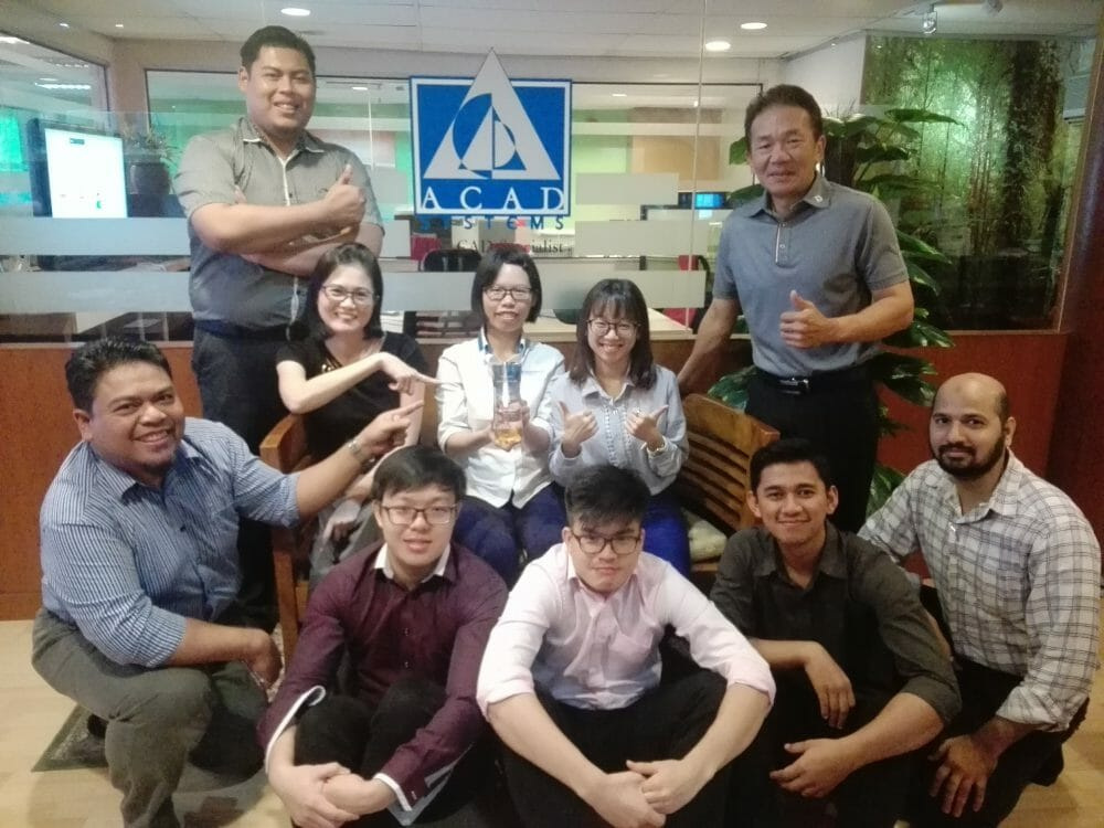 Acad KL Asean award
