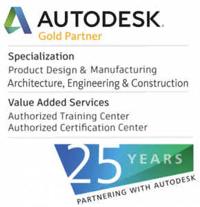 Autodesk Gold Partner | Authorized Training and Certification Center