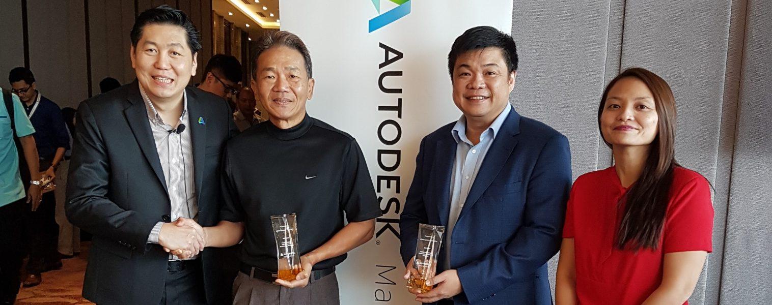 Acad Systems Autodesk Award Receipient 2018
