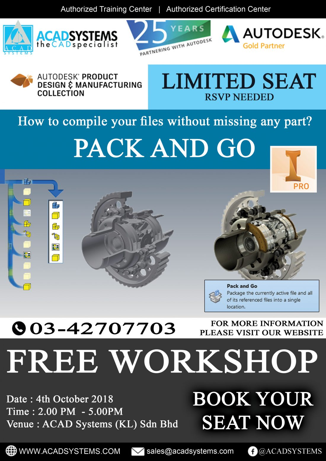 Page 9 – Acad Systems | Autodesk Gold Partner, Training