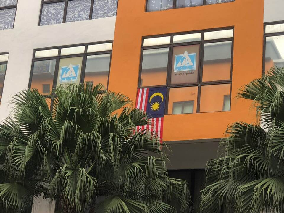 Acad KL exterior office 1
