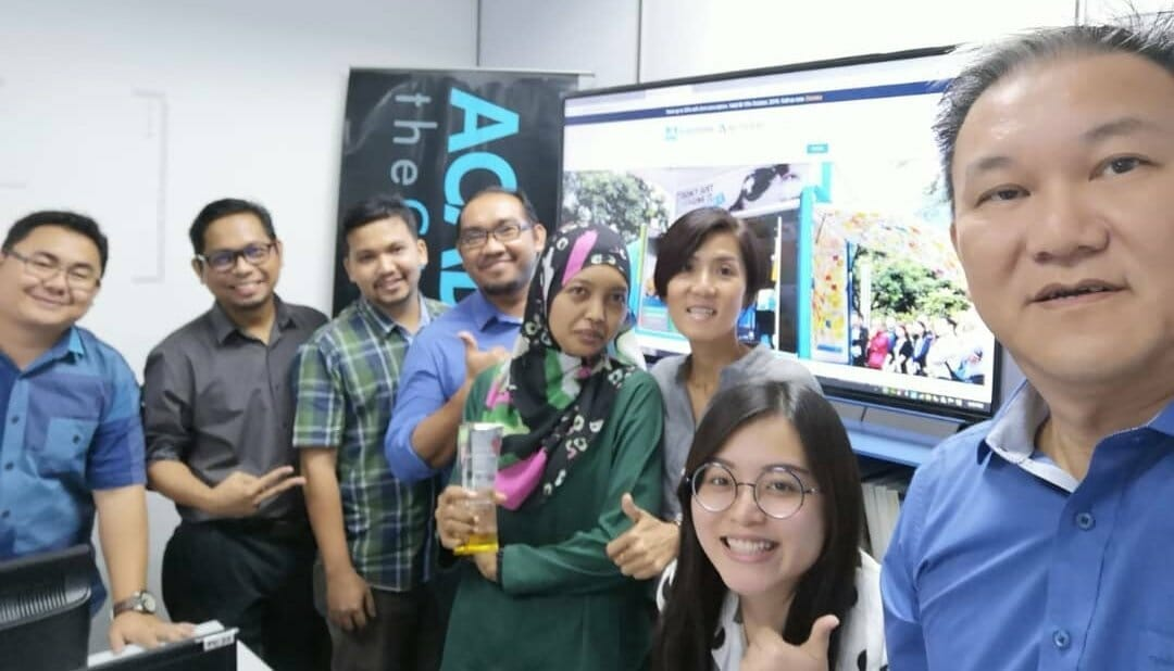 Acad Penang Team Sept 2018