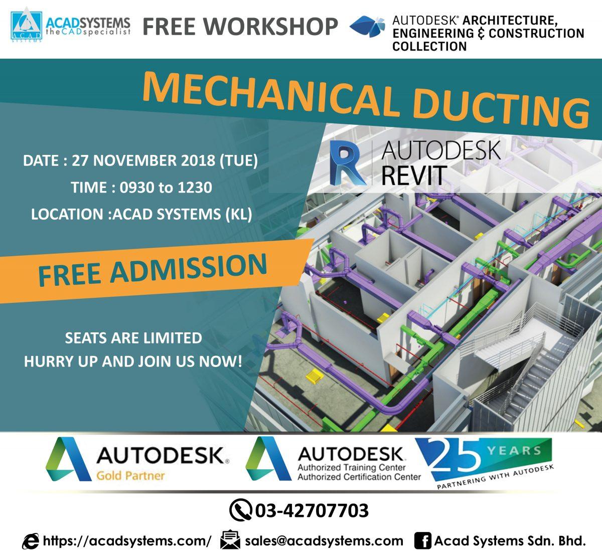 Revit MEP Archives - Acad Systems | Autodesk Gold Partner