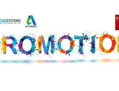 Autodesk Promotion Feb to April 2019