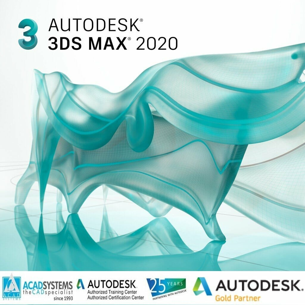 Autodesk 3ds Max 2020 Single-user Subscription ELD