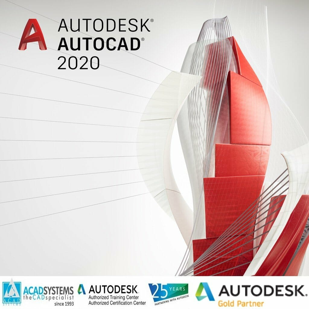 AutoCAD 2020 Single User Subscription ELD