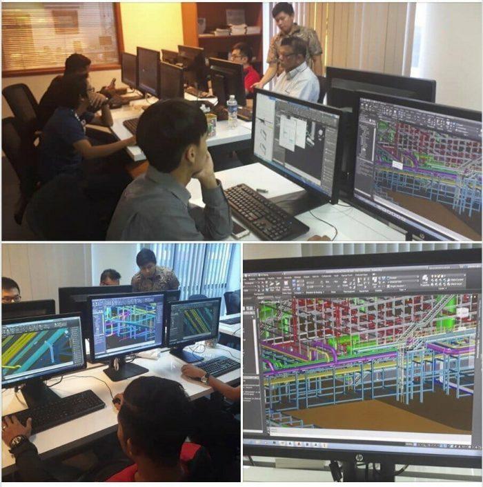 Autodesk Plant 3D Training