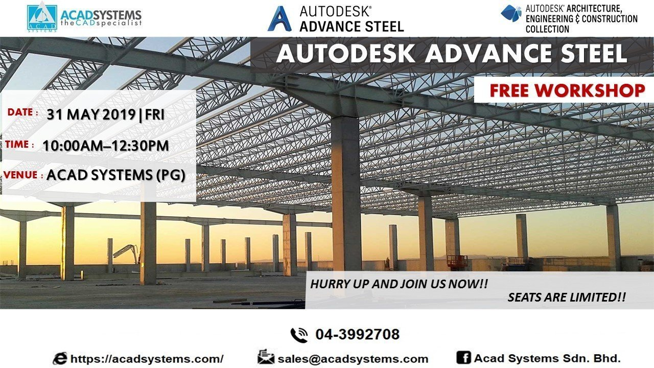 Events Archive - Acad Systems | Autodesk Gold Partner