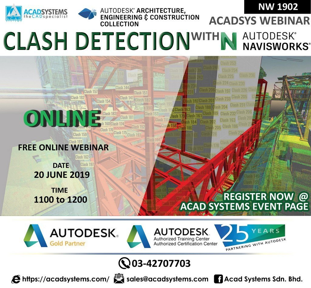 Construction Clash detection 20 June 2019