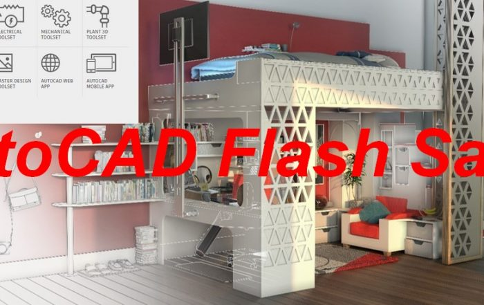 AutoCAD 2020 July Flash Sales