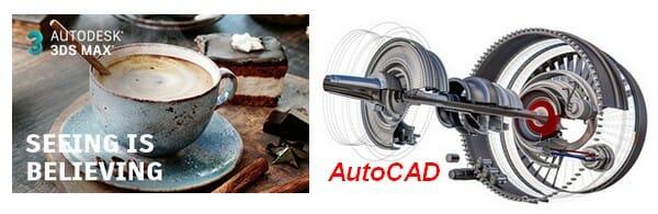 Autocad 3ds max flash sale